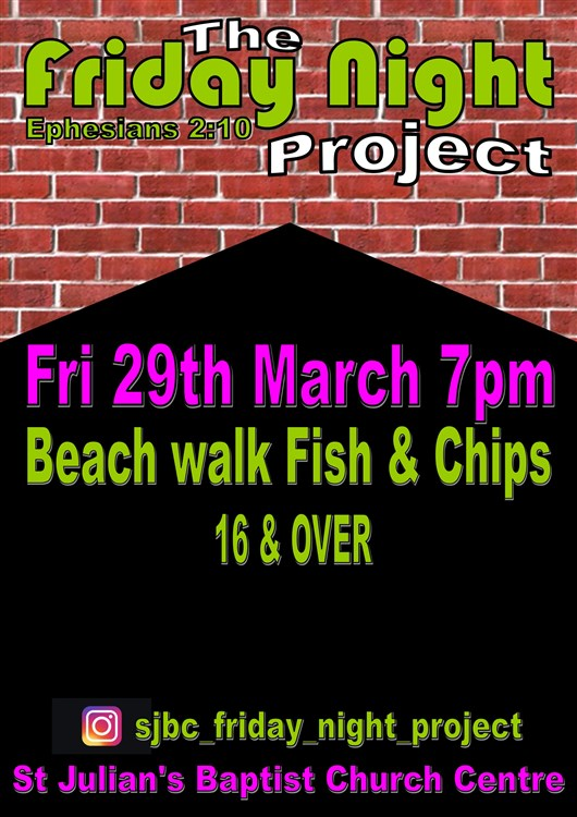 03 Friday night Project Mar 2