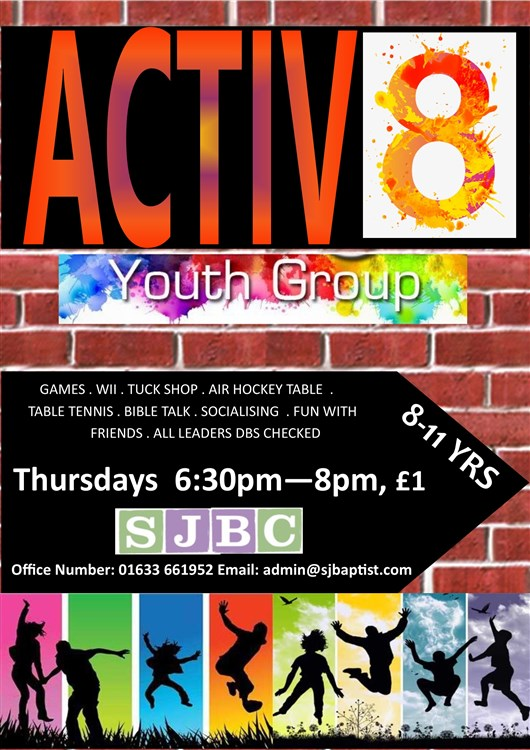 Activ8 youth